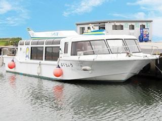 宍道湖遊覧船はくちょう号