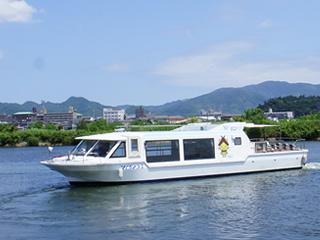 宍道湖遊覧船はくちょう2号